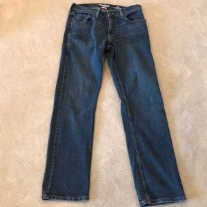 Denizen Levi's 218 Straight fit 32 x 32 EUC